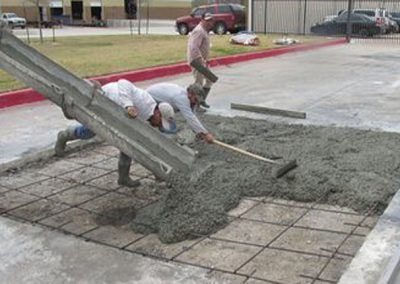 Flooring Services Concrete Repair