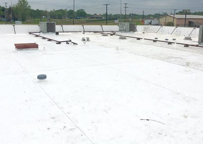 Industrial Roof Installation